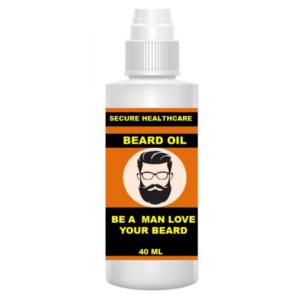 Secure healthcare Beard oil (Pack of 1)