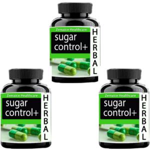 Sugar control plus (Pack of 3)