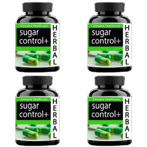 Sugar control plus (Pack of 4)