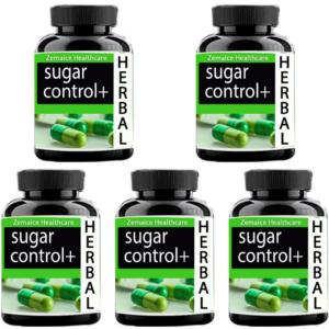 Sugar control plus (Pack of 5)
