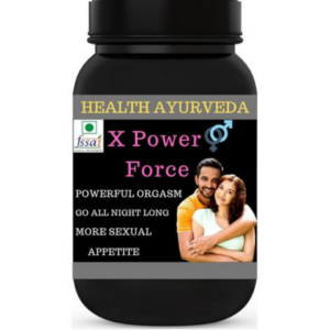X power force capsules (Pack of 1)