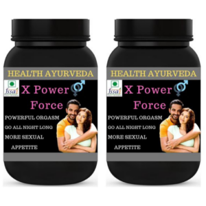 X power force capsules (Pack of 2)