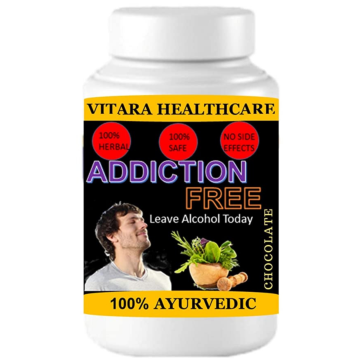 addiction free (Pack of 1)