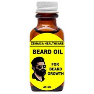 zemaica Beard oil (Pack of 1)