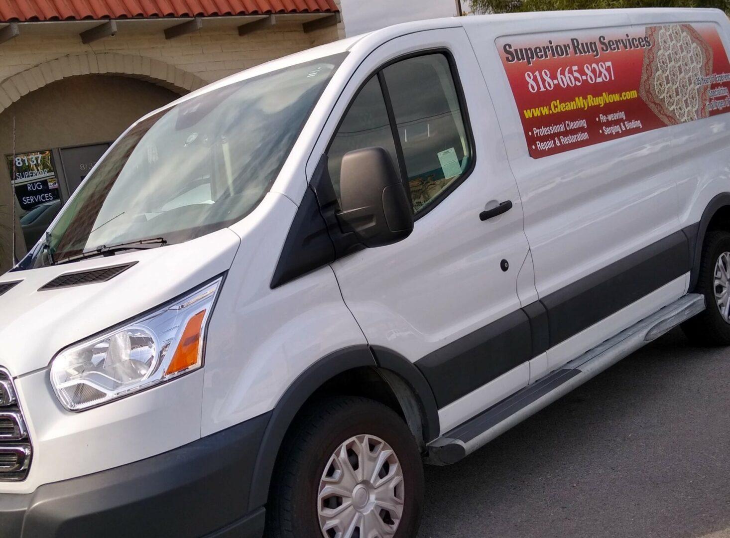 Picture of the van