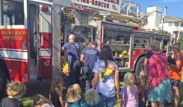 Support Sandbridge Volunteer Rescue Squad