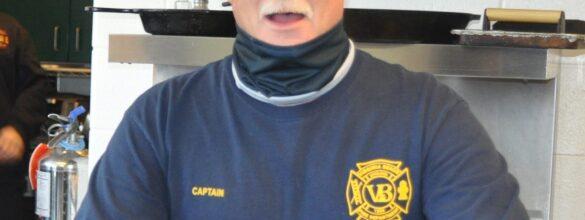Captain Ray Retires