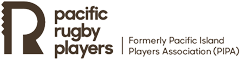 Pacific Rugby Players Logo