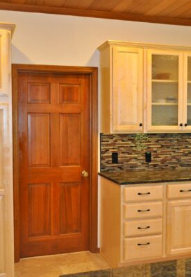 Eugene Kitchen Remodeler with new cabinets