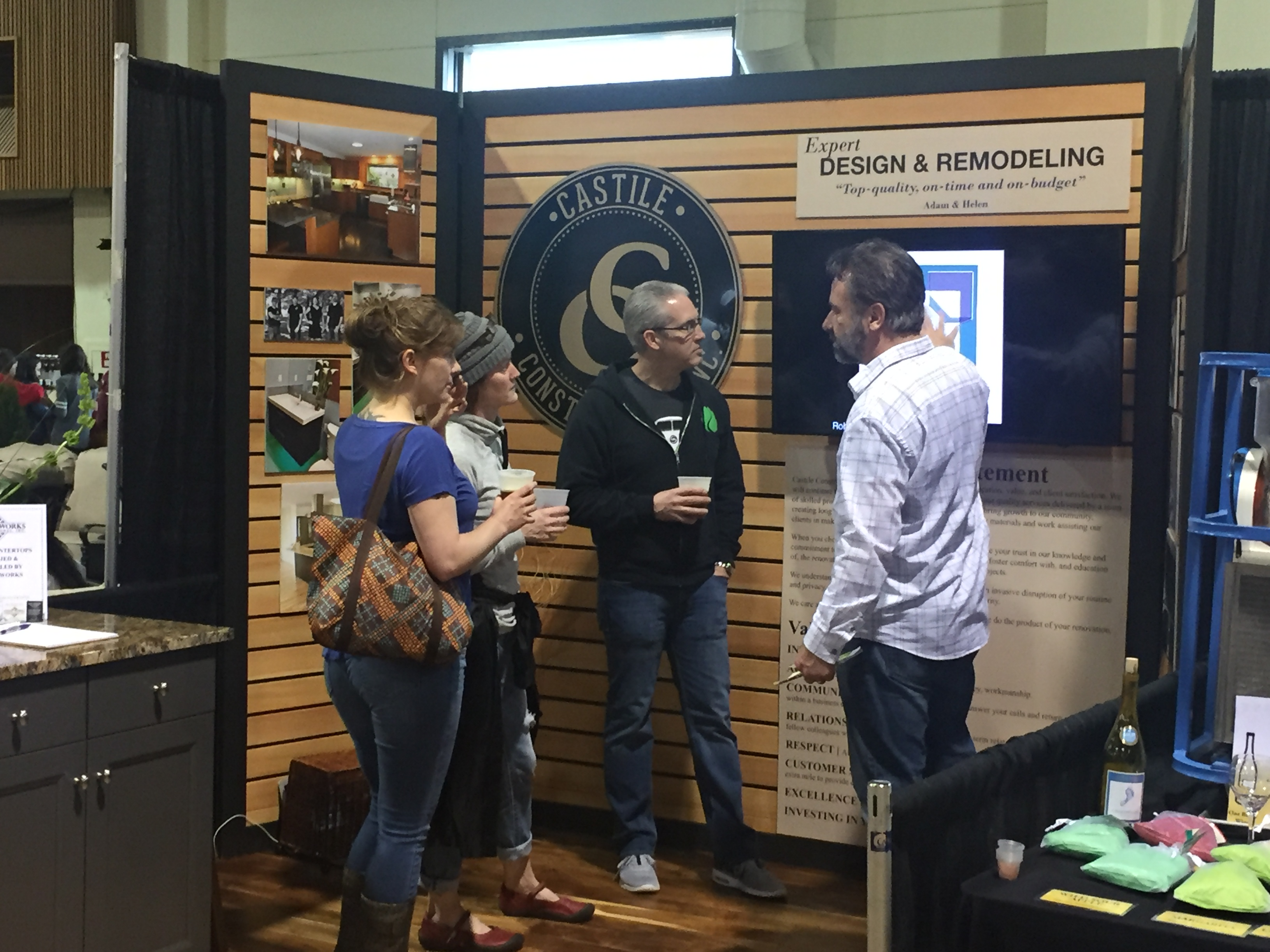 Spring Home Show-Remodeling