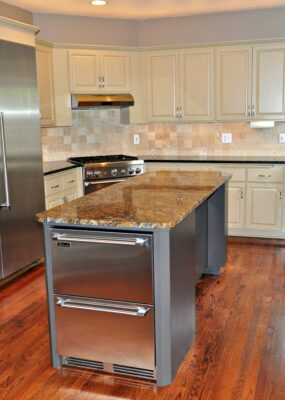 Kitchen Remodel for Whole House Renovation