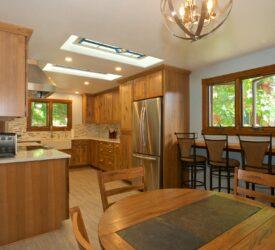 New Rustic Kitchen