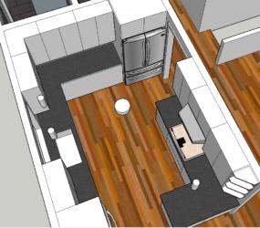 Kitchen Design by Remodeler