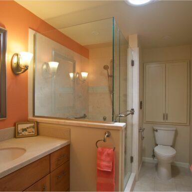 Eugene Bathroom Remodel