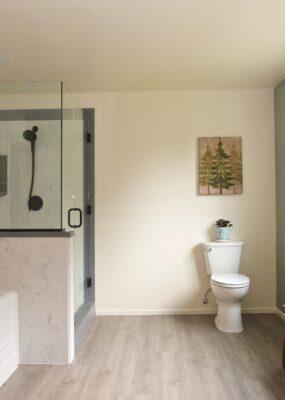 New Bathroom Remodel Eugene