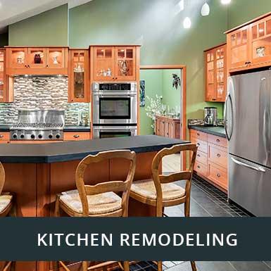 Kitchen Remodeling Services Eugene