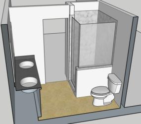 Bathroom Remodel Design in Eugene