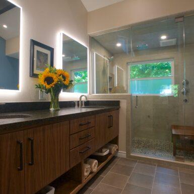 Eugene Bathroom Remodeler Luxury Master Bath