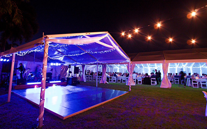 Equipment Hire - Party Hire Marquee