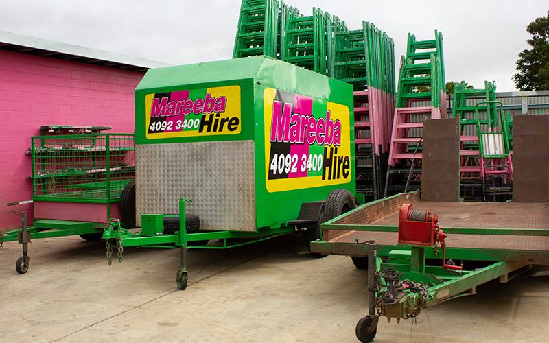 Mareeba Hire - Handyman -Equipment Hire- Trailers