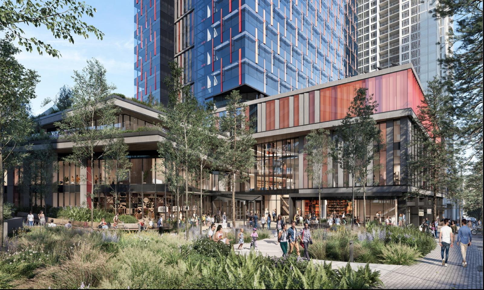 Amazon Future Office Tower, Bellevue 600