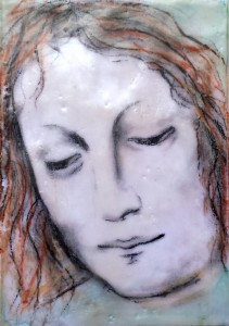 Head of a Young Woman II