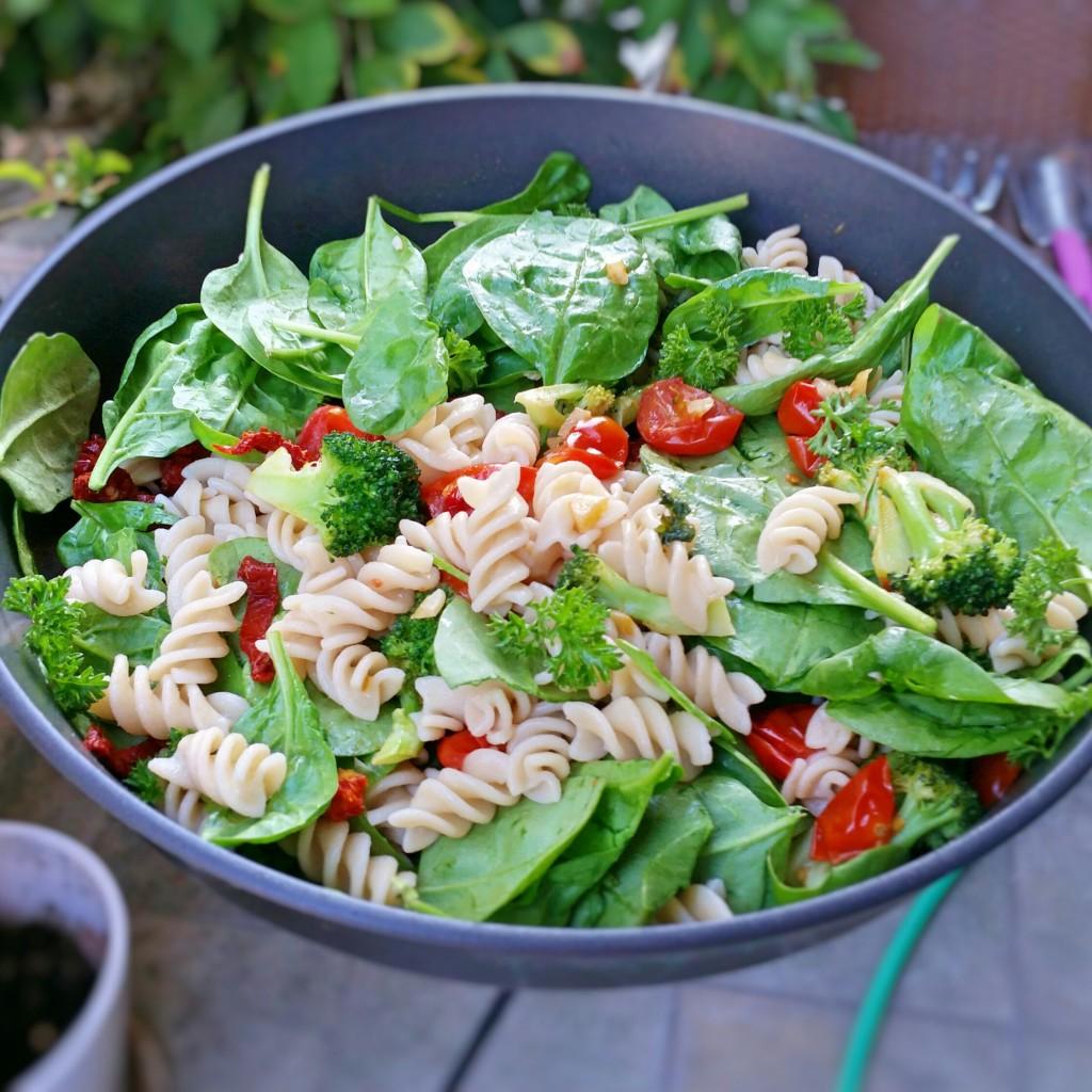 Vegetable Fusilli - Gluten Free - Clovers & Kale