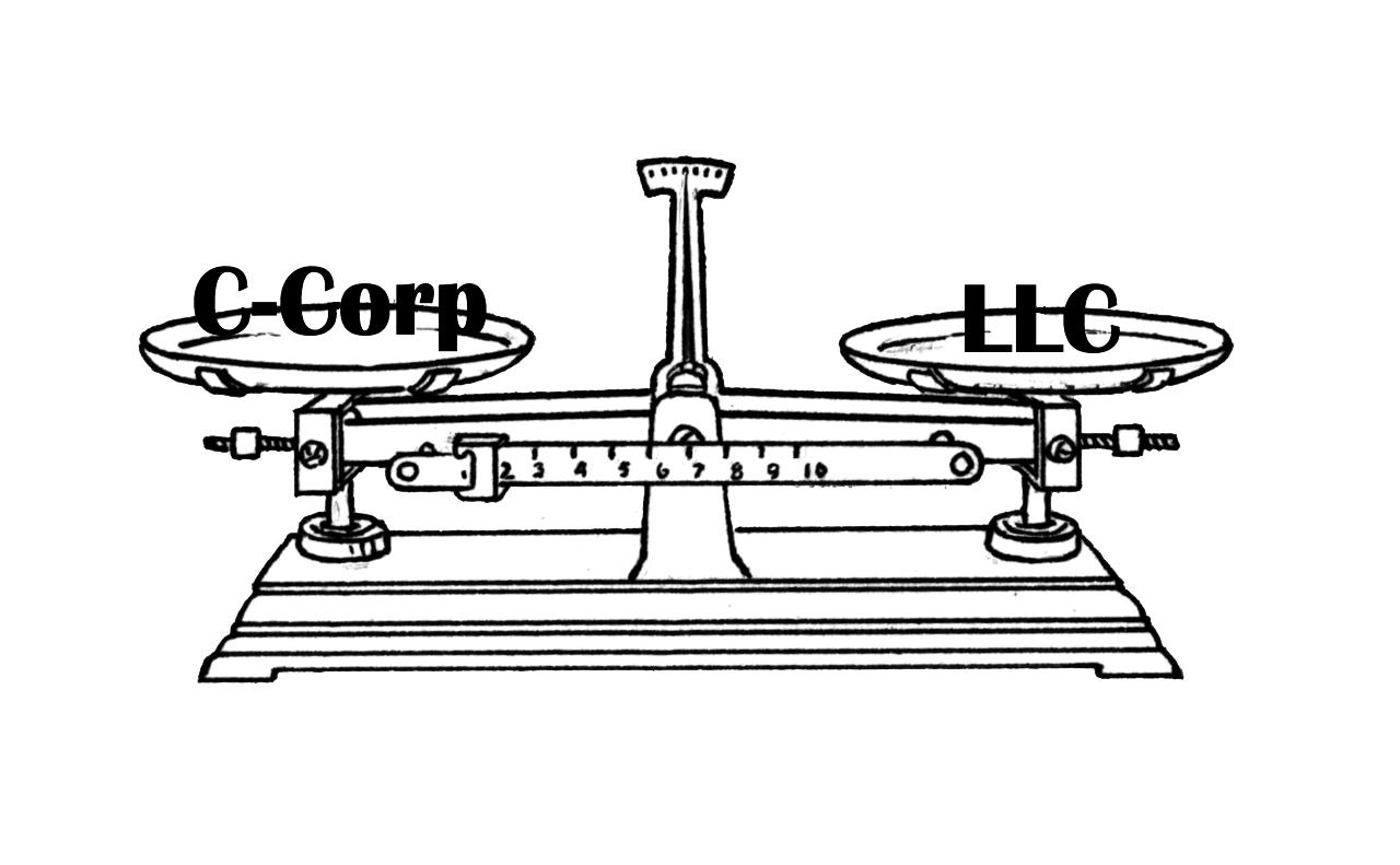 C-Corporation or LLC