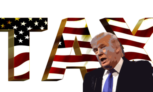 President Trump and 2018 Tax