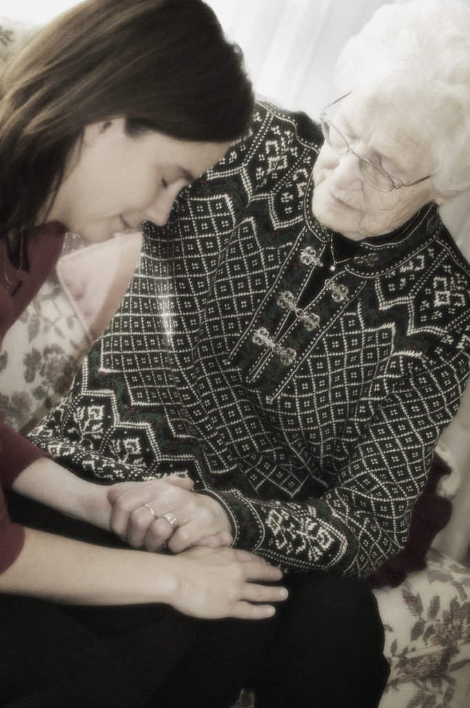 problems faced by caregivers