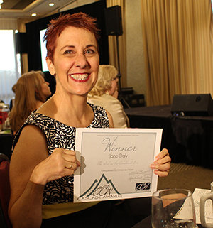 Jane Daly Award Winner