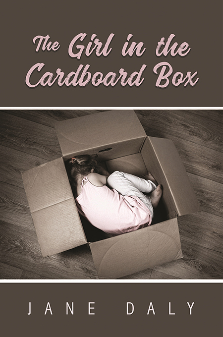 Book Cover of The Girl in the Cardboard Box
