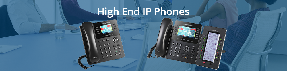 High End IP Phones
