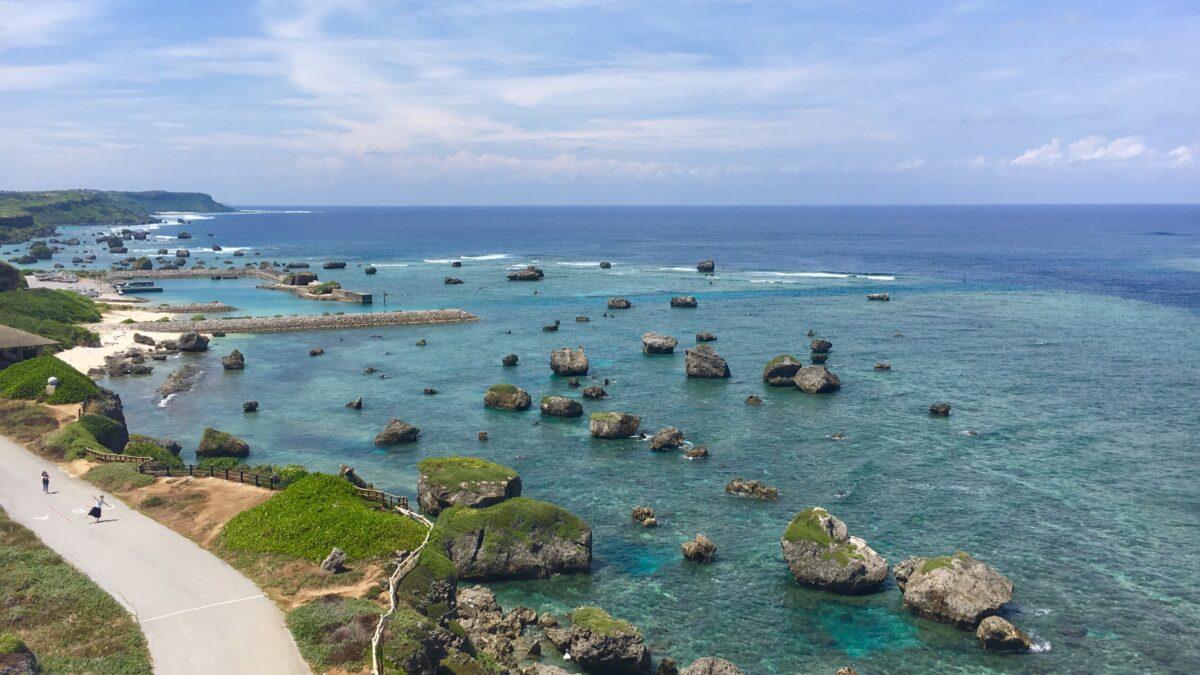 Остров Мияко – маленькая вселенная