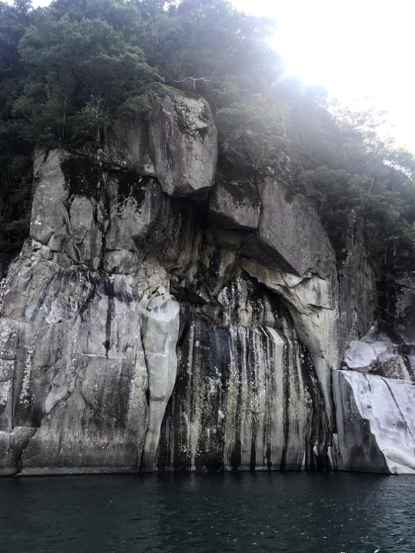 kumano rocks