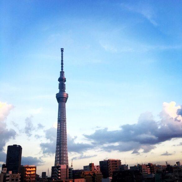 morning tokyo