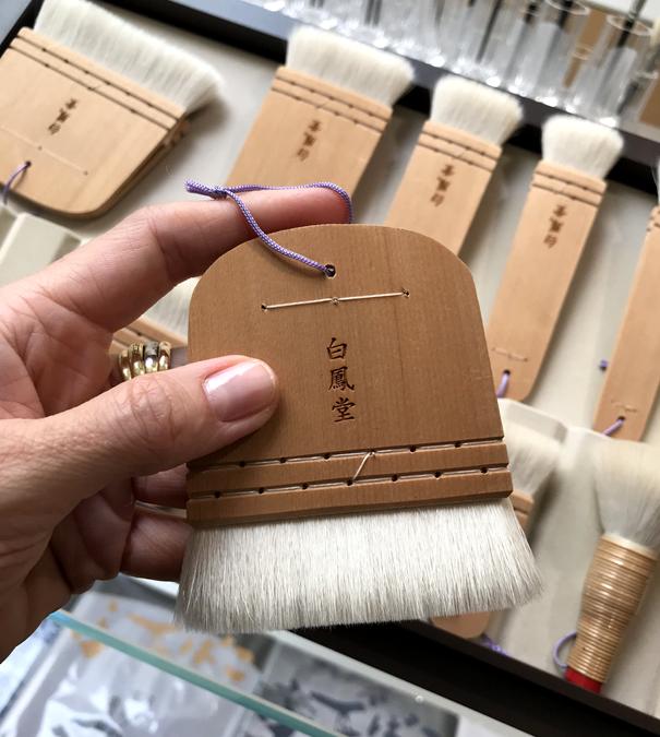 Лучшие японские кисти Хакуходо: любовь с первого прикосновения