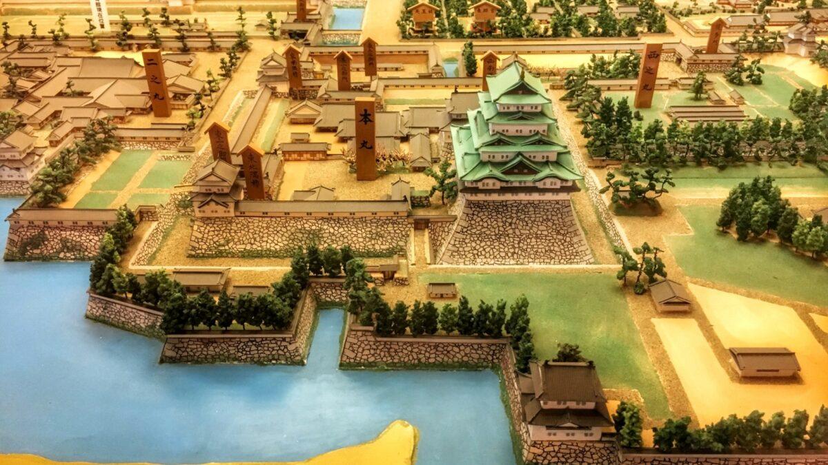 Из эпохи в эпоху: японские замки и дворцы Адзути-Момояма
