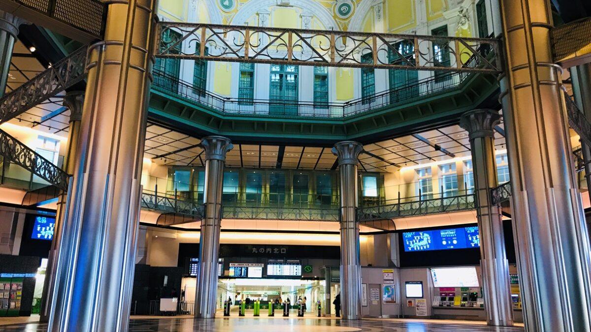 Япония без туристов: музееподобный Токийский вокзал