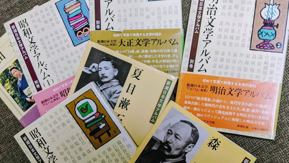 [видео] Современная японская литература: от «Плывущих облаков» до «Бродячей луны»