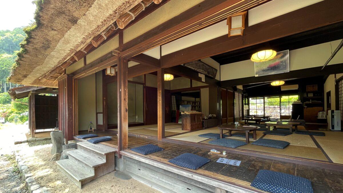 Другой Киото: в краю тростниковых крыш