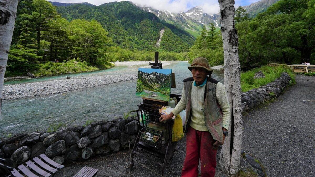 Камикоти – страна чудес в Японских Альпах