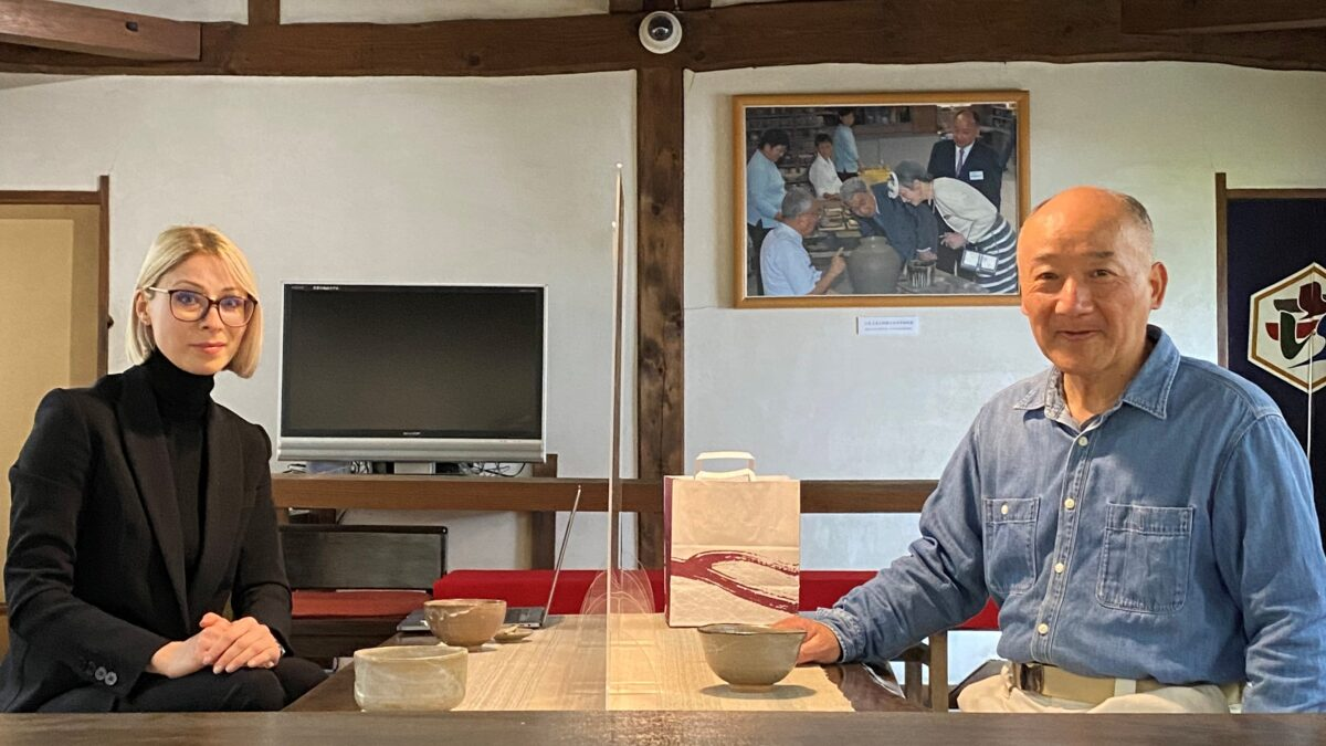 В гостях у Тароэмона XIV – хранителя традиций керамики «карацу»