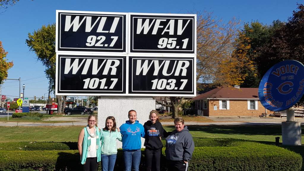 Radio Contest Winners