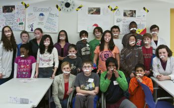 """""""Get a Clue"""" Workshop Teaches Forensic Science"""