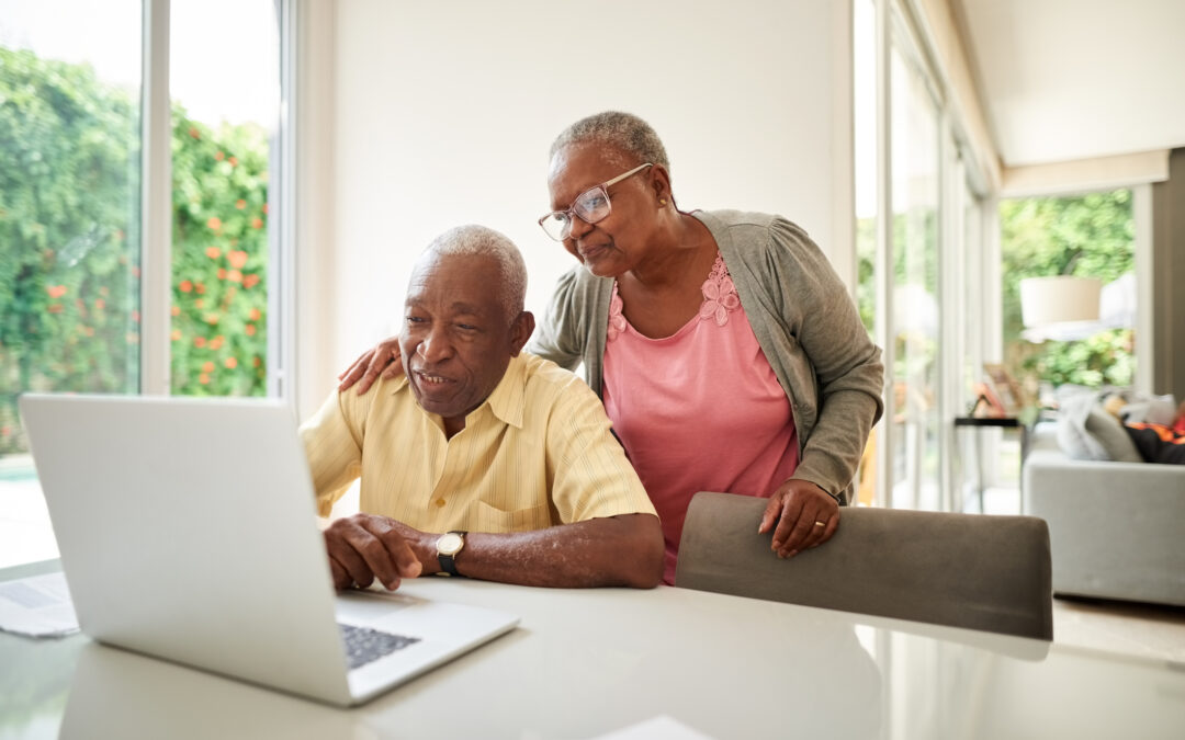 How Caregivers Can Support Virtual Visits During COVID-19