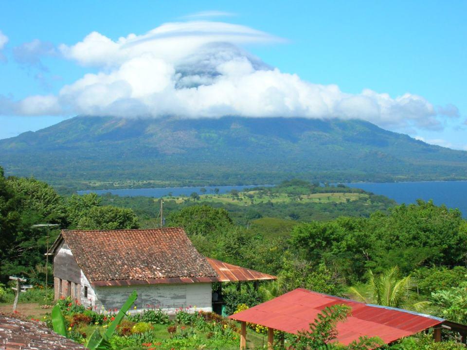 Hotel Hacienda Finca Magdalena – Ometepe, Nicaragua