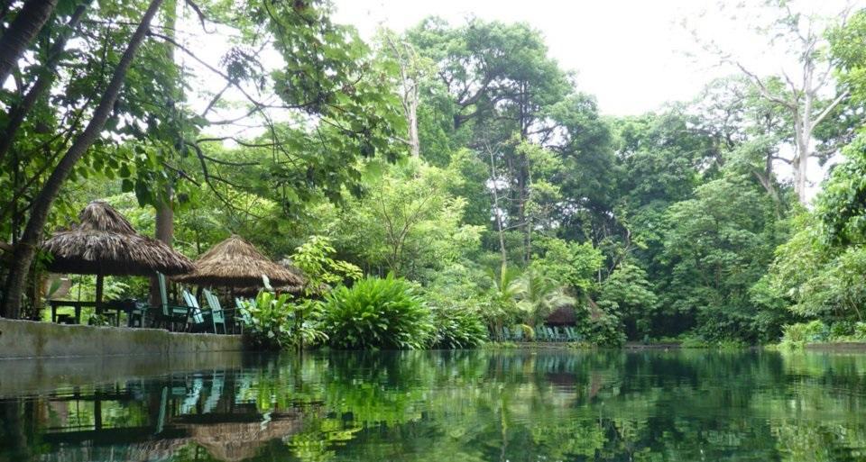 Reserva Natural Ojo de Agua – Ometepe , Nicaragua