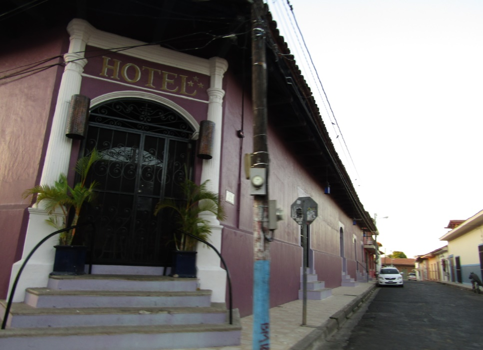 Hotelesdegranadanicaragua
