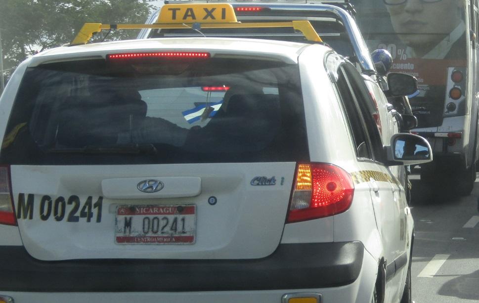 ¿Cuánto dinero logra ganar un taxista en Managua?